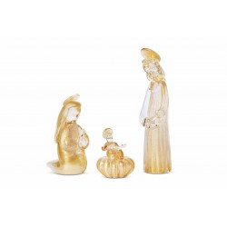 CHRISTMAS NATIVITY - GOLD